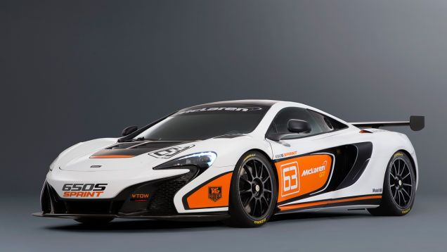 mclaren 650s sprint voiture de course vendre. Black Bedroom Furniture Sets. Home Design Ideas