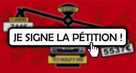 visu link petition